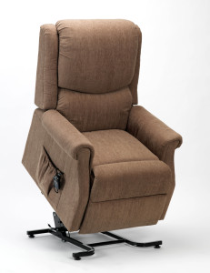 brown riser recliner chairs